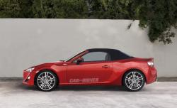 2014 Scion FR-S Convertible