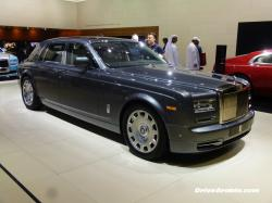 2014 Rolls-Royce Phantom