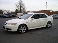 Acura 2005 TL has a lot of surprises for you #8