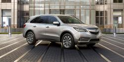Acura 2015 RDX crossover at Chicago Auto Show 2015 #9