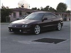 Acura Integra Special Edition #8