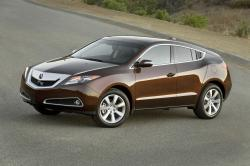 All the Packages of Acura 2010 ZDX model #10