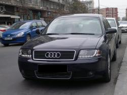 Audi 2002 A6, an attractive and efficient model #10