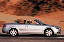 Audi 2003 A4 Cabriolet: when dream has no borders #9