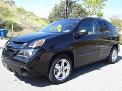Aztek SUV, maybe the worst pontiac 2005 car #9