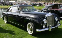 Bentley Continental 1958 #10