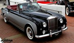 Bentley Continental 1958 #9