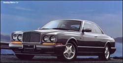 Bentley Continental 1988 #8