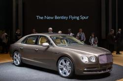 Bentley Continental Flying Spur Speed 2013 #6