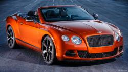 Bentley Continental GT 2014 #9