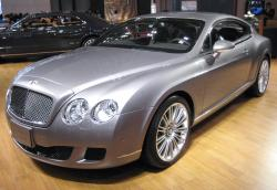Bentley Continental GT #12