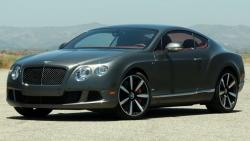 Bentley Continental GT Speed 2014 #6