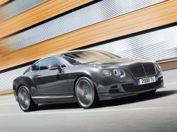 Bentley Continental GT Speed 2014 #7