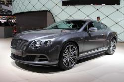 Bentley Continental GT Speed 2014 #10