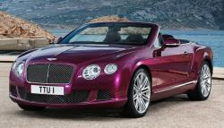 Bentley Continental GT Speed Convertible 2014 #8