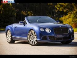 Bentley Continental GTC 2014 #7