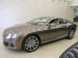 Bentley Continental GTC Base #6