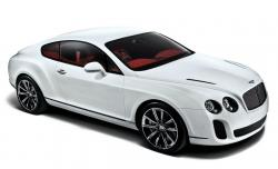 Bentley Continental Supersports 2010 #7