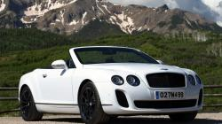 Bentley Continental Supersports 2011 #7