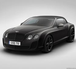 Bentley Continental Supersports 2012 #8