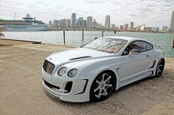 Bentley Continental Supersports Base #7