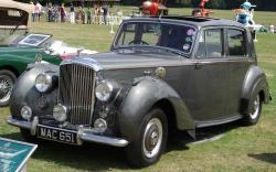 Bentley Mark VI 1952 #13