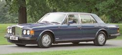 Bentley Mulsanne 1981 #6