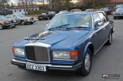 Bentley Mulsanne 1981 #7