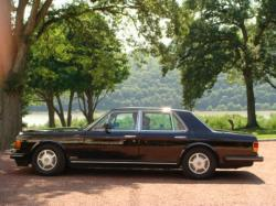 Bentley Mulsanne 1981 #9
