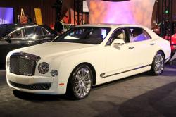 Bentley Mulsanne 2014 #8