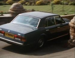 Bentley Mulsanne Turbo 1982 #8