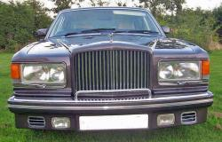 Bentley Mulsanne Turbo 1983 #11