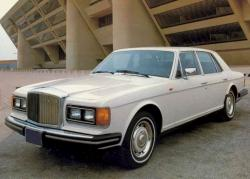 Bentley Mulsanne Turbo 1983 #8