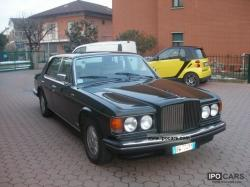 Bentley Mulsanne Turbo 1983 #9