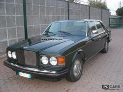 Bentley Mulsanne Turbo 1984 #7