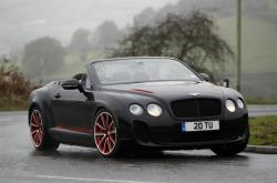 Bentley Supersports Convertible ISR #6