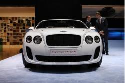 Bentley Supersports Convertible ISR #8