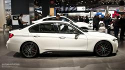 BMW 3 Series 335is #10
