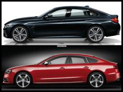 BMW 4 Series Gran Coupe #8
