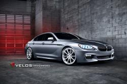 BMW 6 Series Gran Coupe 2014 #10