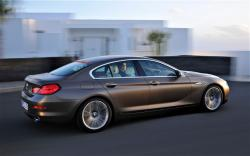 BMW 6 Series Gran Coupe #8