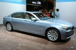 BMW ActiveHybrid 7 #7