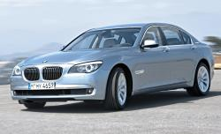 BMW ActiveHybrid 7 #8