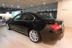 BMW ActiveHybrid 7 740Li #16