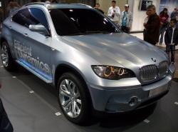 BMW ActiveHybrid X6 #12
