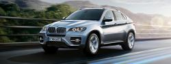 BMW ActiveHybrid X6 #13