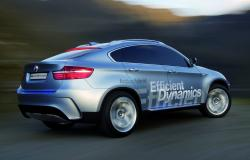 BMW ActiveHybrid X6 #8