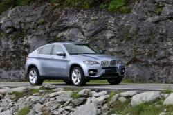 BMW ActiveHybrid X6 #10
