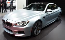 BMW M6 Gran Coupe 2014 #8