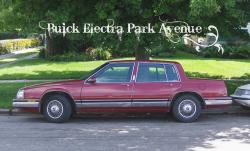 Buick Electra 1987 #11